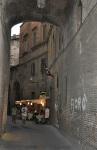 Siena'nın dar sokakları