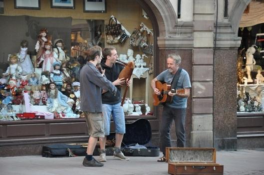Strasbourg müzisyenleri
