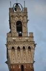 Torre del Mangia'nın tepesi