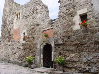 Visegrad kale içi