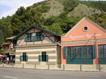Yerel ve turistik lokanta-Visegrad
