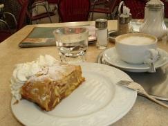 Kahve ve tart