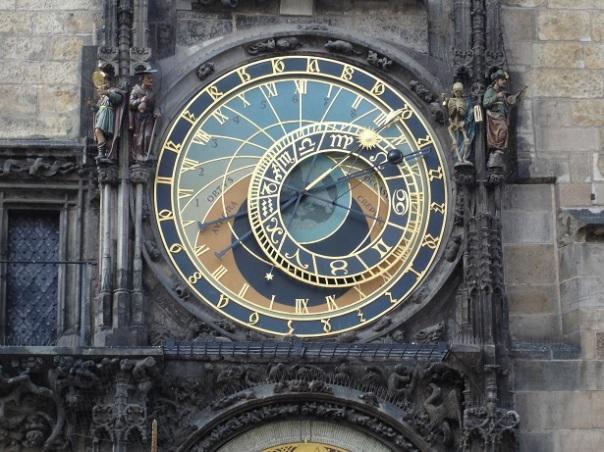 Old Town Hall Astronomik saati