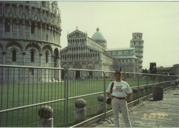 Pisa, 1995