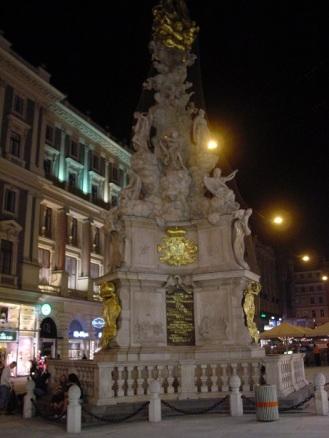 Plaque Column