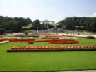 Schonbrunn bahçeleri