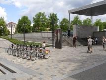 Besancon bisiklet sistemi