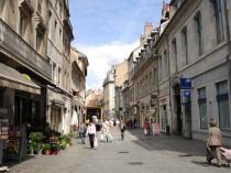 Besancon caddeleri