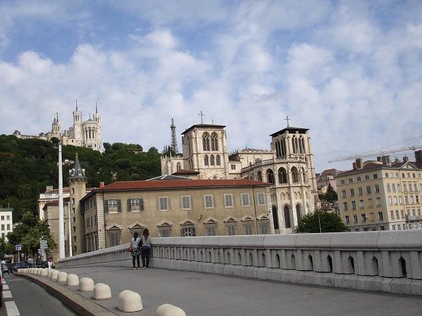 Bonaparte köprüsünden bazilika
