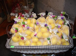 Bunlar da limonçello yapmak için