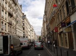 Lyon cadde düzeni