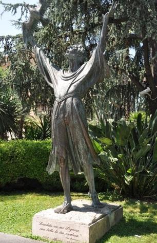 Saint Francesco heykeli
