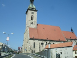 Bratislava St Martin Cathedral
