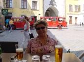 Bratislava`da bira molası