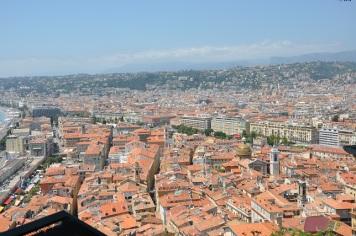 Kaleden kent görüntüsü