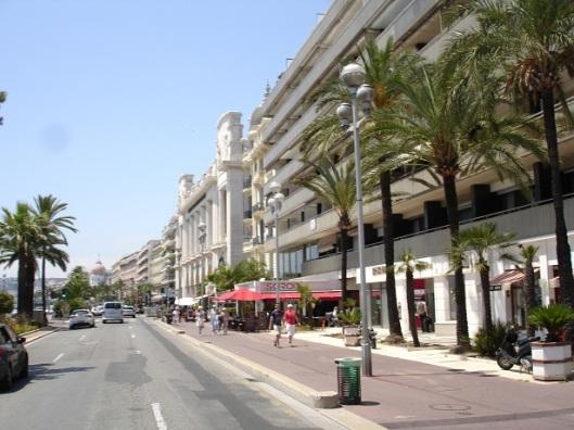 Kent içi sahil yolu