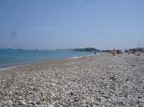 Nice plajı