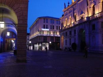 Padova gece görüntüsü