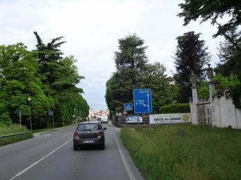 Venedik-Padova yolu
