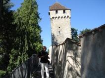 Bir diğer kale kulesi