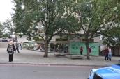 Londra Köprüsü güney ayağında bisiklet mağazası