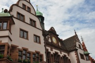 Freiburg city hall