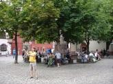 Huzurlu kent Freiburg