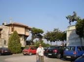 Kalede M.Ali Paşa heykeli