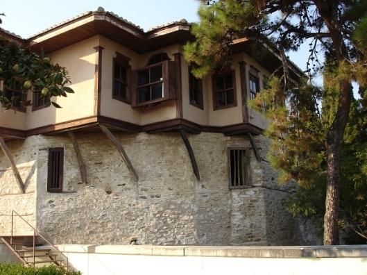 Kavalalı M.Ali paşanın evi