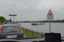 Rhein nehri geçişi