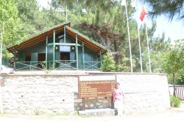 Milli Park giriş yapısı