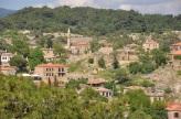 Adatepe köy manzarası