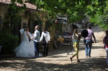 Adatepe köyünde düğün