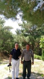 Milli Park görevlisi
