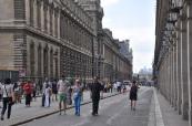 Rue de Rivoli yarış öncesi