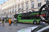 Peter Sagan'ın otobüsü