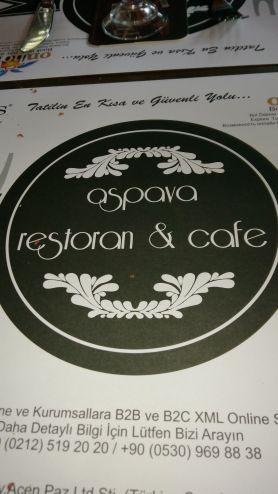 Aspava' daki eviniz