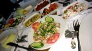 Deniz tarağı tabağı