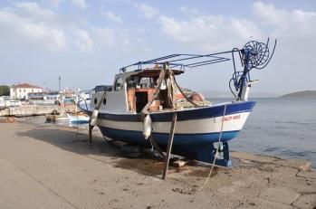 Yorgun tekne bakıma hazır