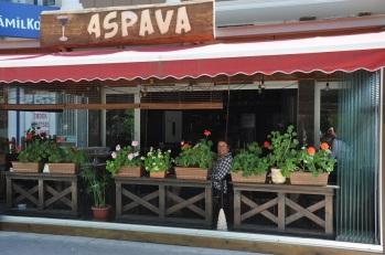 Aspava'da sabah