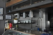 Aspava mutfağı