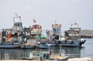 Erdek balıkçı limanı