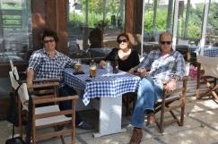 Eski dostlar Pınar Otel'de