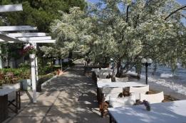 Pınar Otel sahili