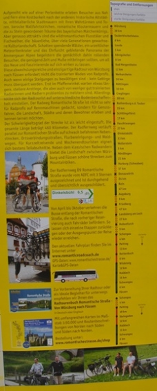 Bisiklet ile seyahatin tanıtımı