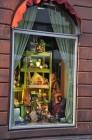 Oyuncakçı dükkanı vitrini