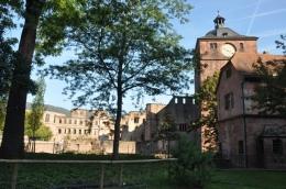 Sarayın genel görüntüsü