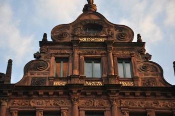 Zum Ritter binası cephesi