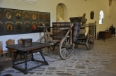 Sarayın şarap imal ekipmanı