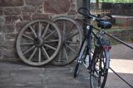 Kalede bisiklet
